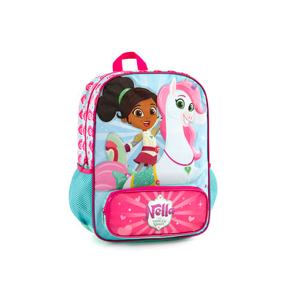 Nickelodeon Core Backpack- Nella the Princess Knight (NL-CBP-NK01-18BTS)