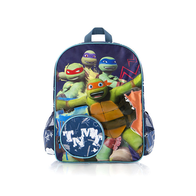 Nickelodeon Backpack - Ninja Turtles (NL-CBP-TT09-16FA)