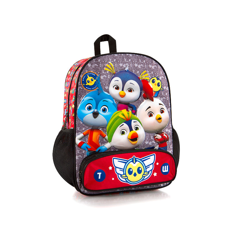 Nickelodeon Backpack - Top Wing (NL-CBP-TW05-19BTS)