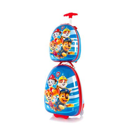 Paw Patrol Kids Backpack & Luggage Set - (NL-HSRL-ES-ST-PL01-20AR)