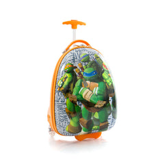 Nickelodeon Ninja Turtles Kids Luggage - (NL-HSRL-ES-TT05-15FA)