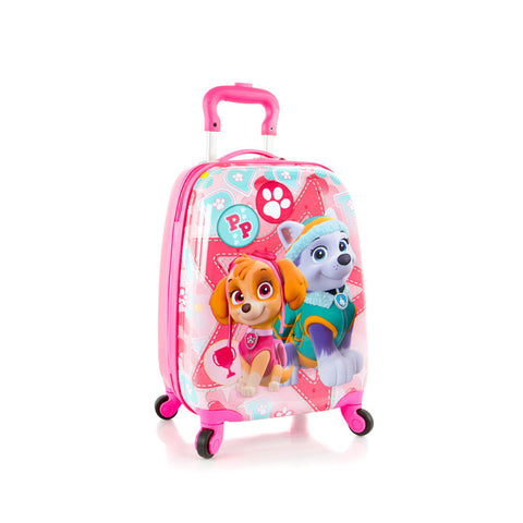 Nickelodeon Kids Spinner Luggage - PAW Patrol (NL-HSRL-SP-PL25-16FA)