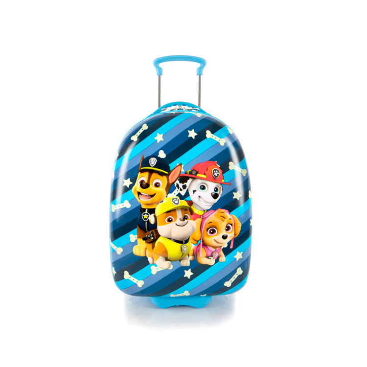 Nickelodeon PAW Patrol Kids Luggage - (NL-HSRL-RS-PL24-16FA)