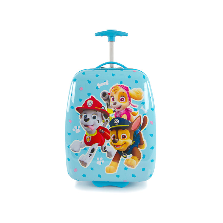 Nickelodeon PAW Patrol Kids Luggage -  NL-HSRL-RT-PL10-17AR