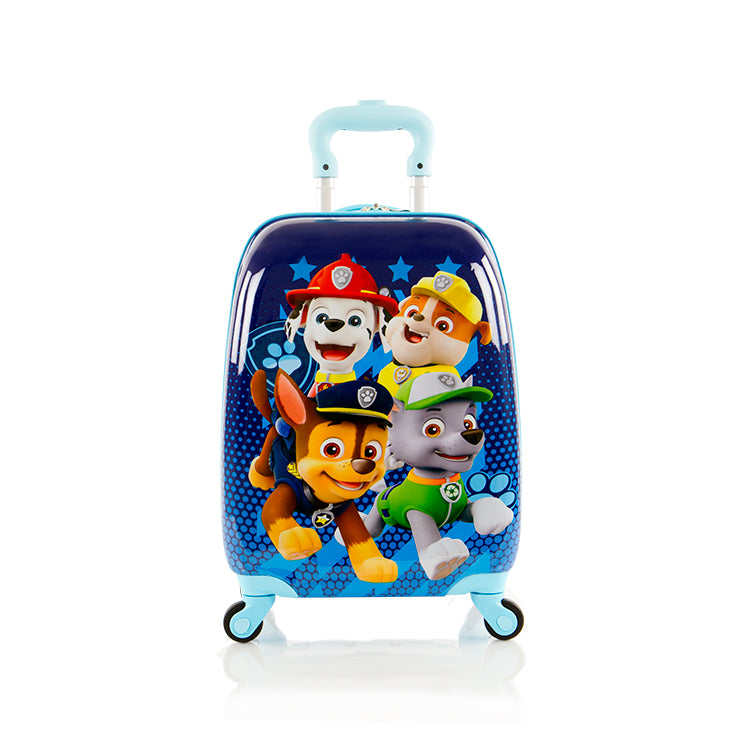 Nickelodeon Kids Spinner Luggage - PAW Patrol (NL-HSRL-SP-PL06-18AR)