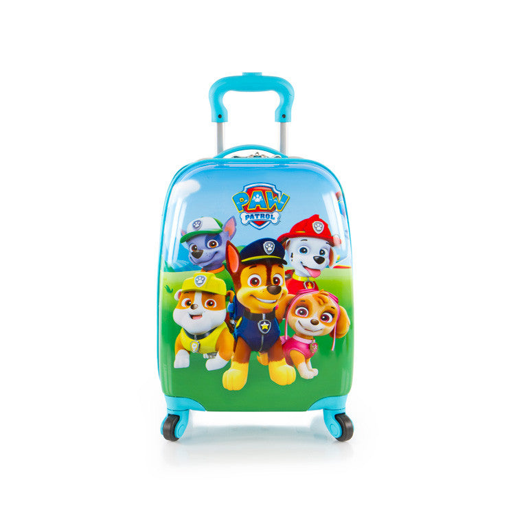 Nickelodeon Kids Spinner Luggage - PAW Patrol (NL-HSRL-SP-PL28-16FA)
