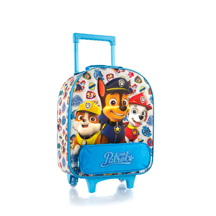 Nickelodeon Softside Luggage -PAW Patrol - (NL-SSRL-PL13-17AR)