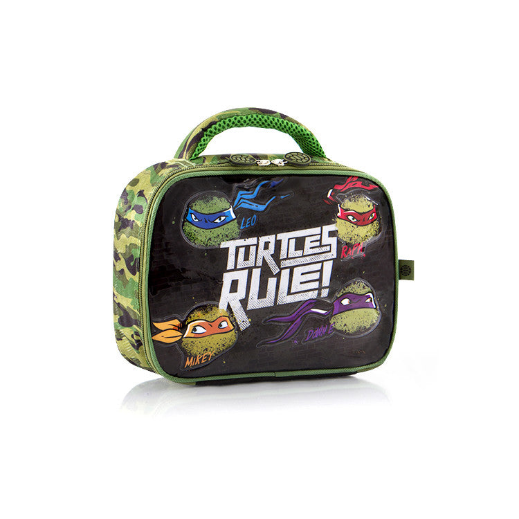 Nickelodeon Backpack with Lunch Bag - Ninja Turtles (NL-ST-TT02-15FA)