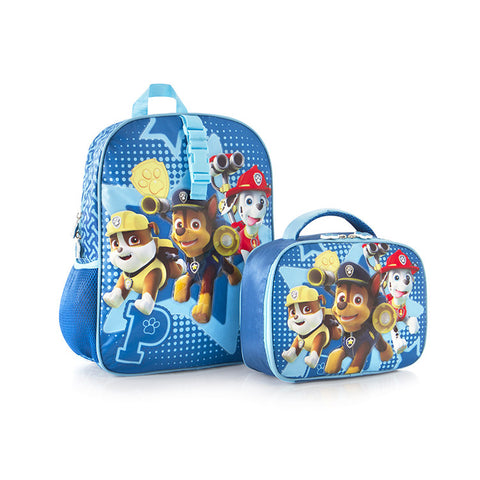 Nickelodeon Backpack with Lunch Bag - PAW Patrol (NL-BST-PL08-16FA)