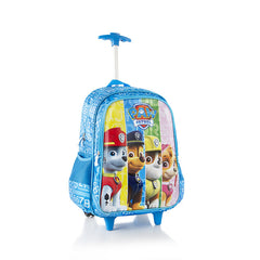 Nickelodeon Rolling Backpacks - PAW Patrol (NL-WCBP-PL01-16FA)