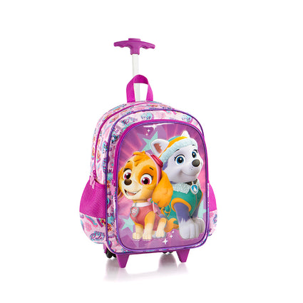 Nickelodeon Rolling Backpacks - PAW Patrol (NL-WCBP-PL15-18AR)
