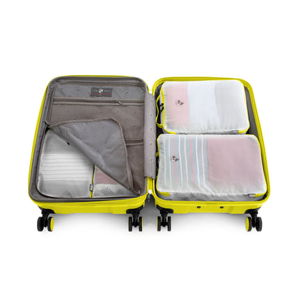 NeoCubes Translucent 5PC Packing Cubes Set