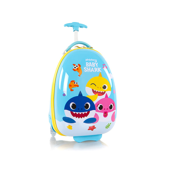 Pinkfong Kids Luggage - Baby Shark (P-HSRL-ES-BS01-19AR)