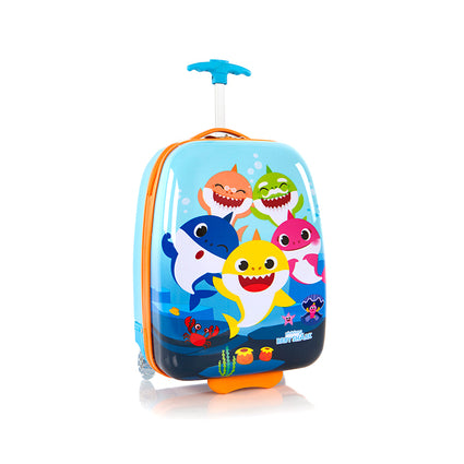 Pinkfong Rectangle Shape Luggage-Baby Shark (P-HSRL-RT-BS05-19AR)