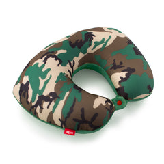 Camo 2-in-1 Travel Pillow