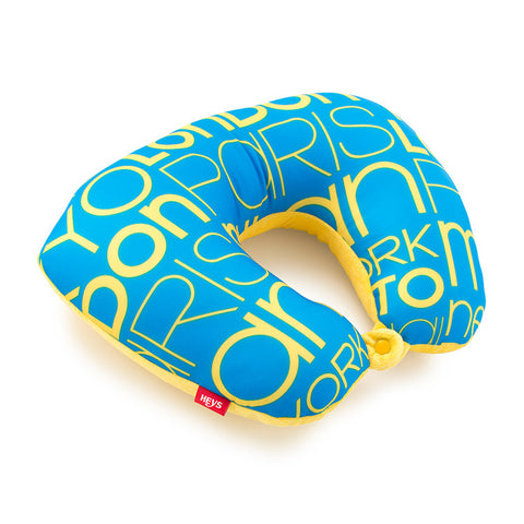 Cities 2-in-1 Travel Pillow