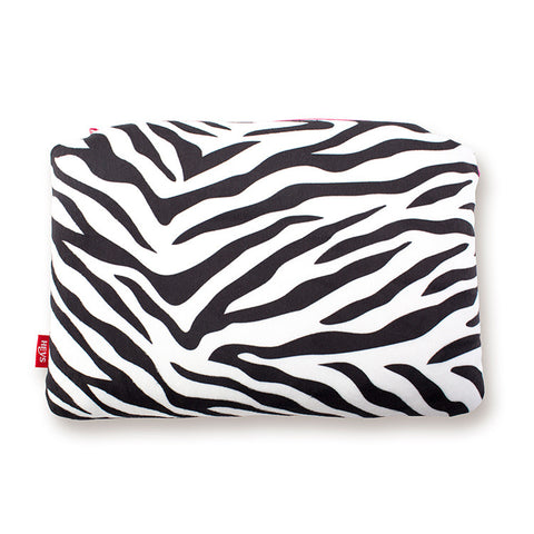 Zebra 2-in-1 Travel Pillow