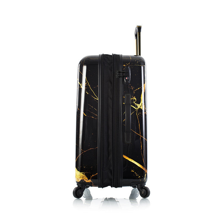 "Portoro - Black Marble 26"" Fashion Spinner®"