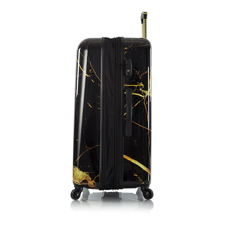 "Portoro - Black Marble 30"" Fashion Spinner®"
