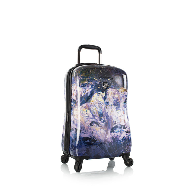"Purple Amethyst 21"" Fashion Spinner® Carry-on"