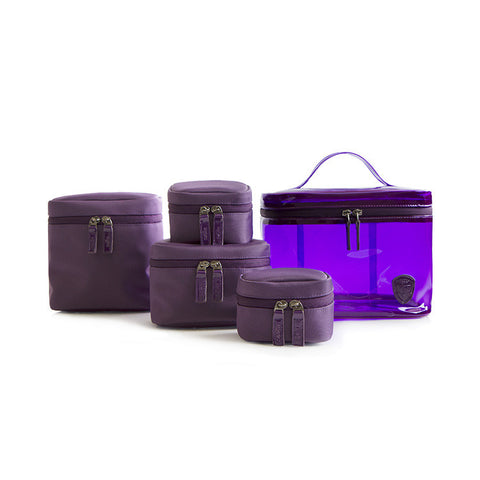 HEYS HiLite Toiletry Train Case