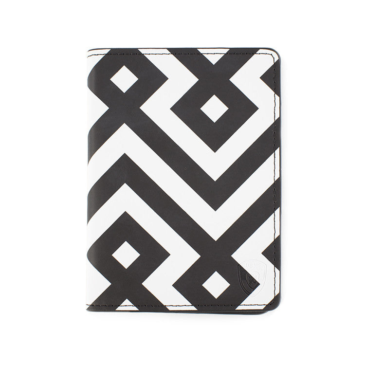Deco Passport Holder