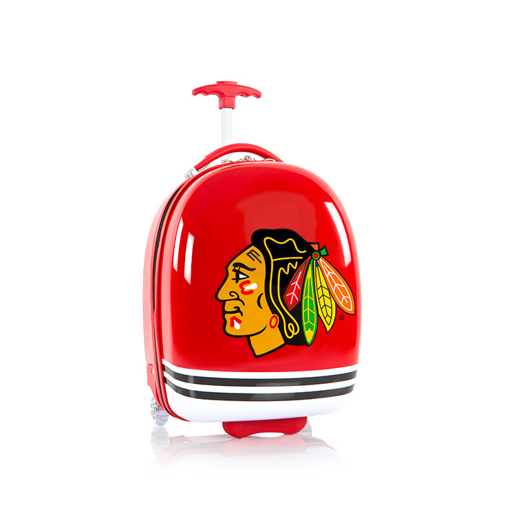 "NHL Kids Luggage 18"" - Chicago Blackhawks"