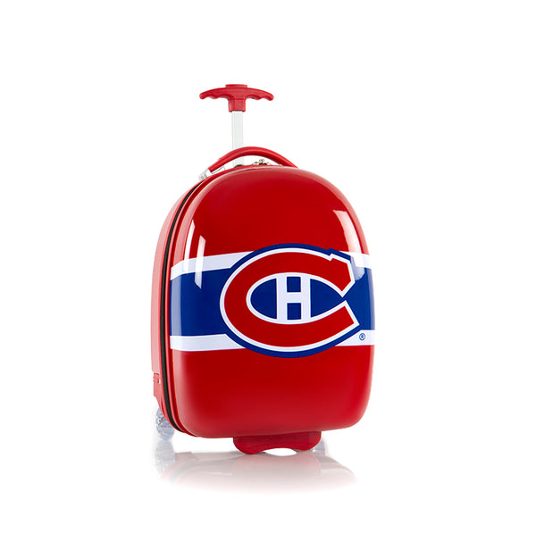 "NHL Kids Luggage 18"" - Montreal Canadiens"