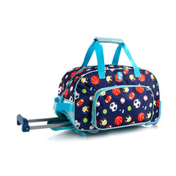 Kids Rolling Duffel - Sports