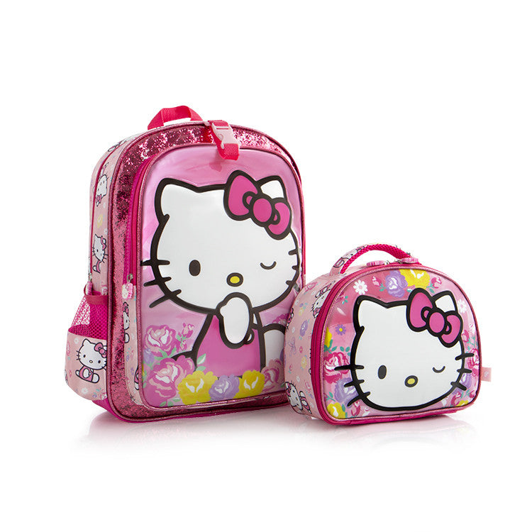 2ba1b994b Hello Kitty Backpack with Lunch Bag (S-ST-HM01-15FA) | Heys Luggage -  heys.ca