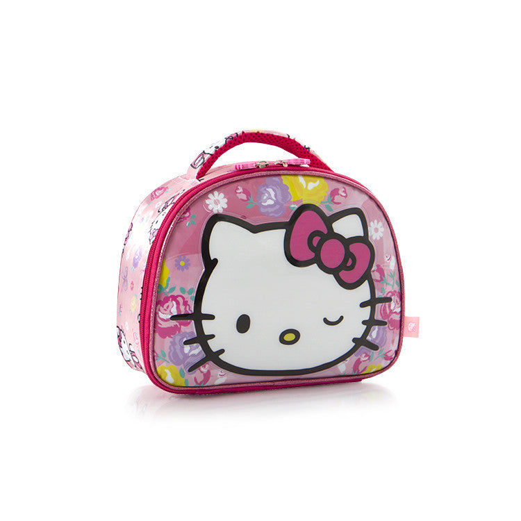Hello Kitty Backpack with Lunch Bag (S-ST-HM01-15FA)
