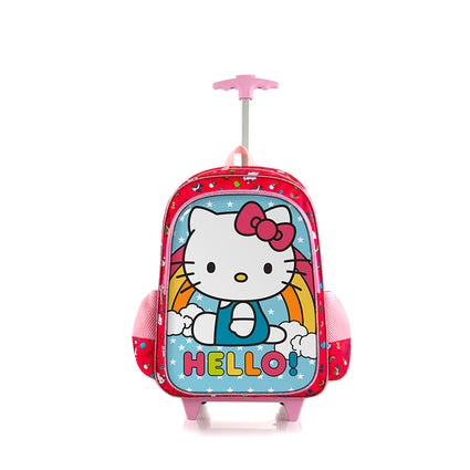 Hello Kitty Kids Rolling Backpack (S-WCBP-HM02-18AR)