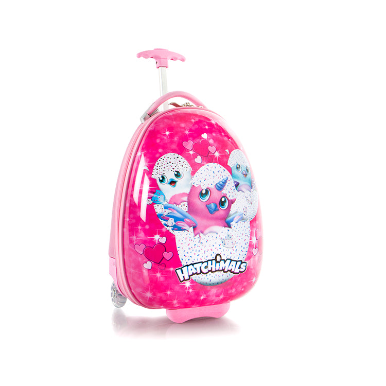 Hatchimals Kids Luggage - (SP-HSRL-ES-HC03-18AR)