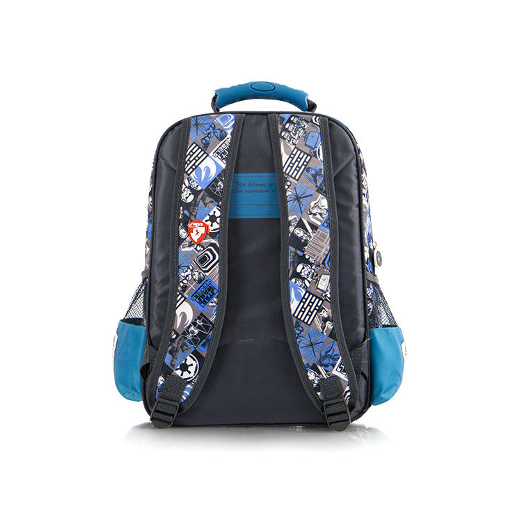 Star Wars Backpack - (SW-DBP-RB06-15FA)
