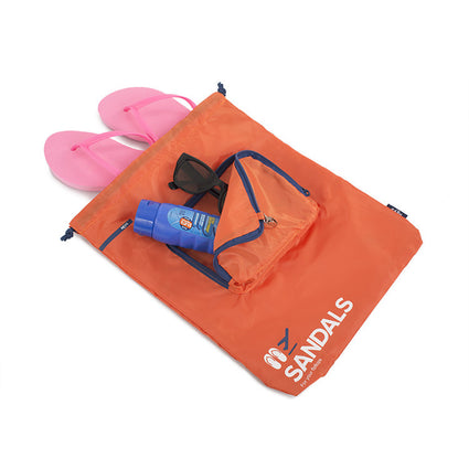 Pack N' Go - Compressible Sandals Bag