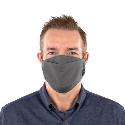 Reusable Fashion Face Mask - Grey