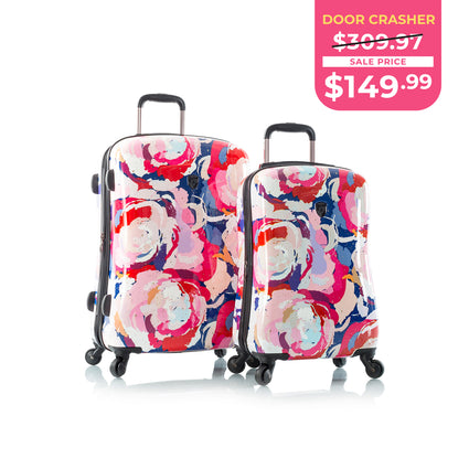 MOTHER'S DAY DOOR CRASHER - Spring Blossom Fashion Spinner 2pc set