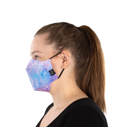 Reusable Fashion Face Mask - Tie Dye