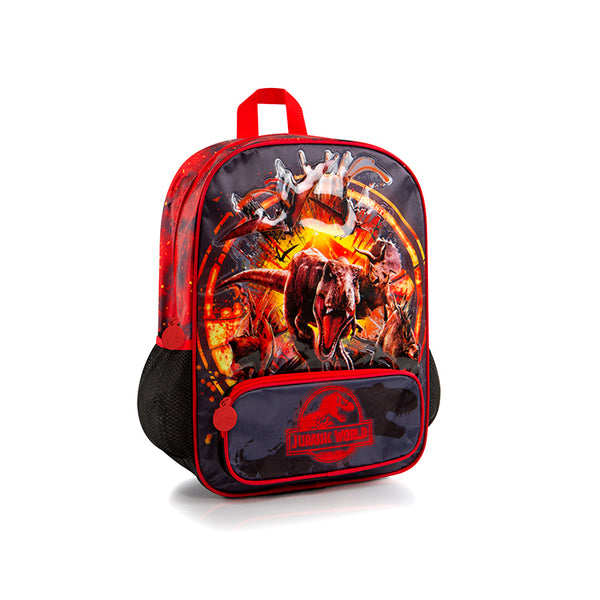 Jurassic World Backpack – (US-CBP-JW04-18AR)