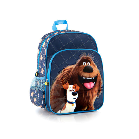 The Secret Life of Pets Backpack - (US-CBP-SP16-16FA)
