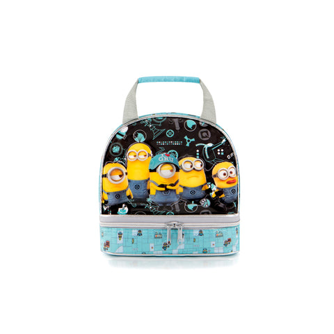 Universal Deluxe Lunch Bag-Despicable Me 3  (US-DLB-DM07-17BTS)