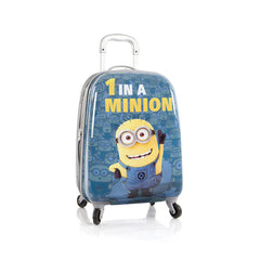 Minions Tween Spinner Luggage - (US-HSRL-TSP-M02-15FA)