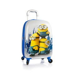 Minions Tween Spinner Luggage - (US-HSRL-TSP-M17-15FA)