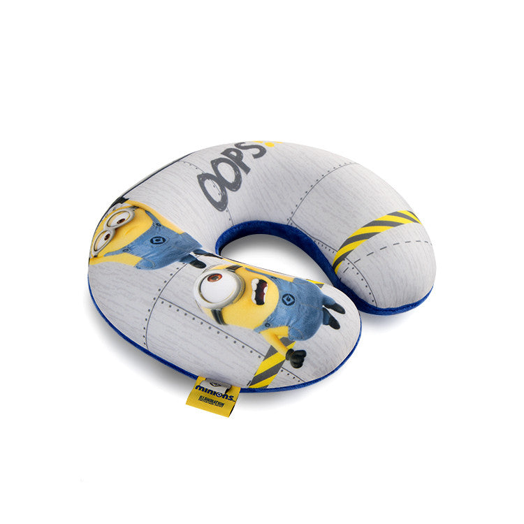 Minions Neck Pillow - (US-TA-NP-M02-15FA)