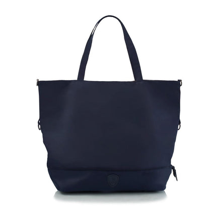 HEYS HiLite Packaway Tote - Navy/Grey NEW!