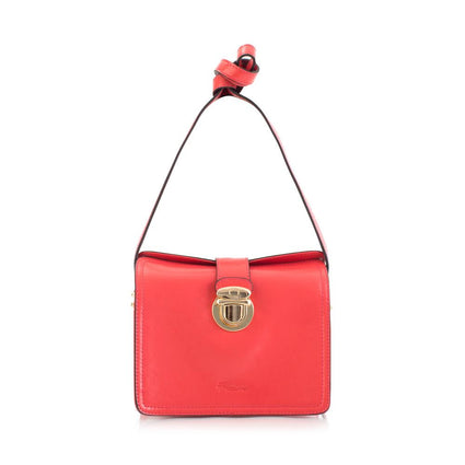 Maui Bay Crossbody w. Tab Lock Closure - Watermelon