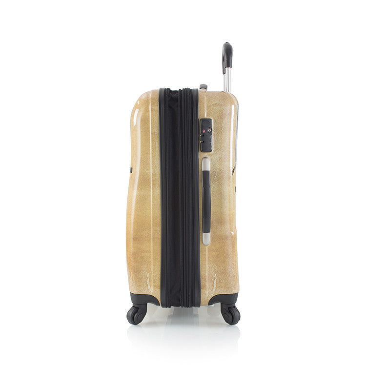 "Vintage Traveler 26"" Fashion Spinner® - Paris"