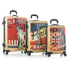 Vintage Traveler Fashion Spinner® 3pc. Set