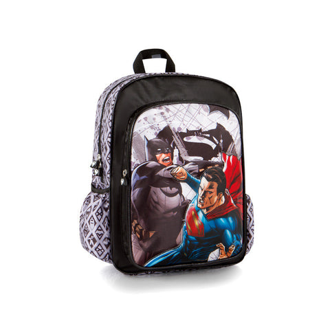 Warner Bros. Backpack - Batman vs. Superman - (W-CBP-DJ07-16FA)