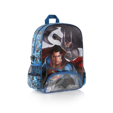 Warner Bros. Backpack - Batman vs Superman - (W-CBP-DJ10-16FA)